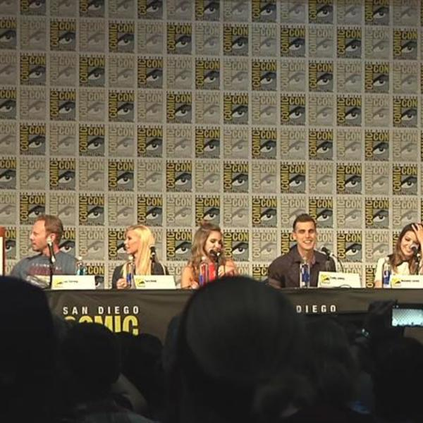 Sharknado: The 4th Awakens San Diego Comic-Con Panel