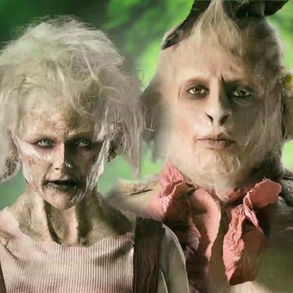 Odd Couples Morphs - Season 11, Episode 8