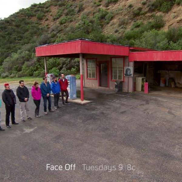 Face Off - Sneak Peek - Season 11, Episode 9