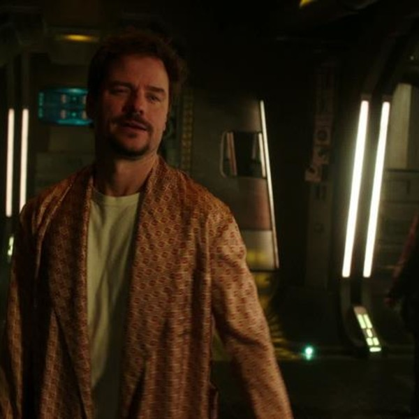 Dark Matter Backstage: Season 3, Episode 4