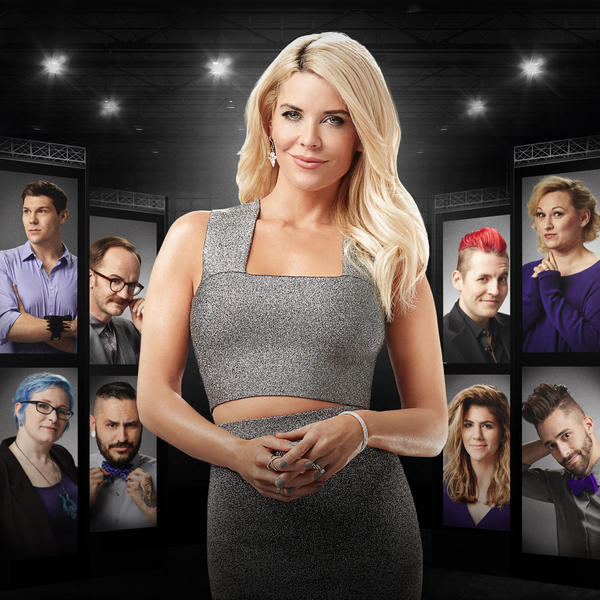 Image result for syfy watch face off stars