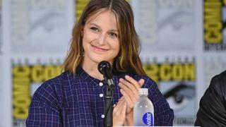 Melissa Benoist, Supergirl, Comic-Con
