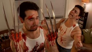 Wolverine parody