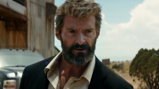 Hugh Jackman in Logan