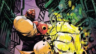 Power Man and Iron Fist Hero
