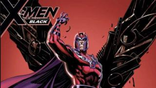 X-Men Black cover