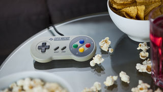 SNES Getty