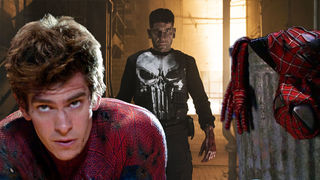 Spider-Man and The Punisher