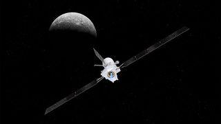 image of ESA Mercury mission BepiColombo
