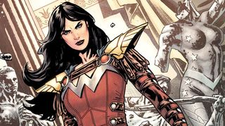 Donna Troy Wonder Girl