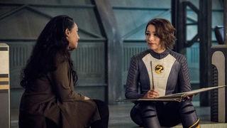 Flash Iris and Nora