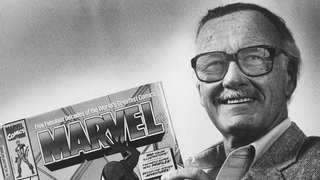 Stan Lee Marvel Comics