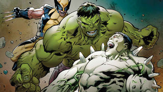 HULKVERINES MARVEL