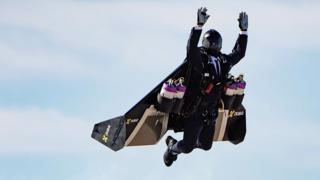 jetman wing suit