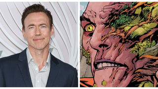 Kevin Durand The Floronic Man Swamp Thing Jason Woodrue