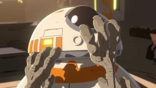 BB8 Star Wars Resistance