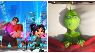 Ralph Breaks the Internet and The Grinch