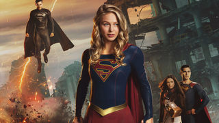 Arrowverse Elseworlds, Supergirl