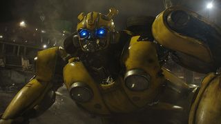 Bumblebee Movie Transformers film