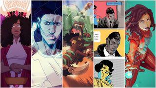 Comic Artists