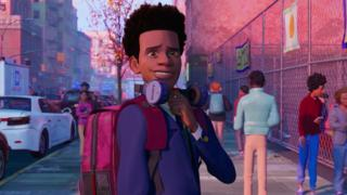 Miles Morales Spider-Man: Into the Spider-Verse