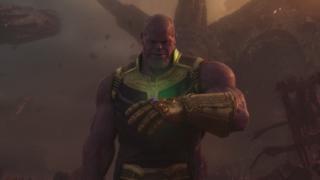 Thanos Josh Brolin Avengers Infinity War