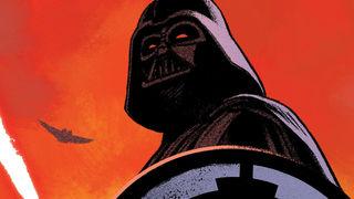 Star Wars Vader Dark Visions Close Up