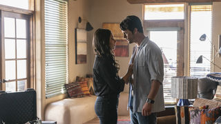 Roswell, New Mexico press shot The CW