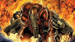 Starcraft Soldiers Hero
