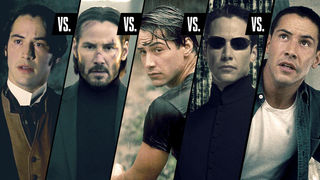 Debate Club: Keanu Reeves movies