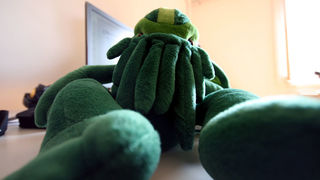 Cuddly Cthulhu Toy Wikimedia Commons