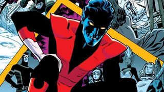 Nightcrawler homecoming cover