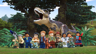 LEGO Jurassic World: Legends of Isla Nublar