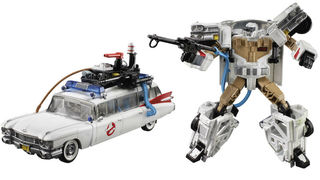 transformers ghostbusters