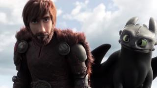 how to train your dragon 3 beard