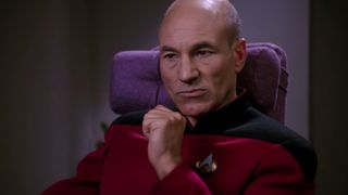 Picard Star Trek The Next Generation