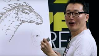 Gene Ha at C2E2