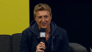 William Zabka on Cobra Kai at C2E2