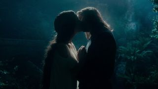 arwen aragorn kiss bridge lotr