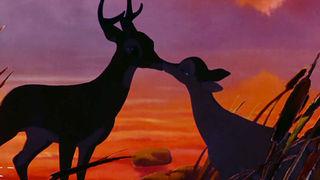 Bambi and mother via Disney website 2019
