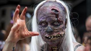 Brazilian Zombie Walk