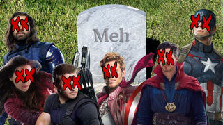 Avengers characters dead