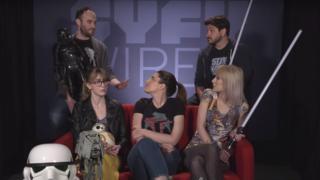 Episode IX Reaction