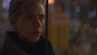 Black Widow Avengers: Endgame