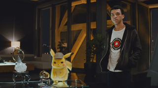 Pokemon Detective Pikachu Justice Smith