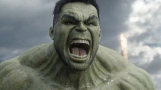 Hulk Thor Ragnarok