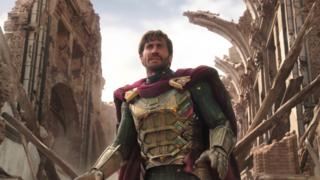 Spider-Man: Far From Home Mysterio Quentin Beck Jake Gyllenhaal