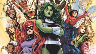 A-force Marvel Comics