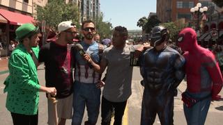 Who Will Die In Avengers 4 Burning Questions Answered Fan On The Street SYFY WIRE Screengrab