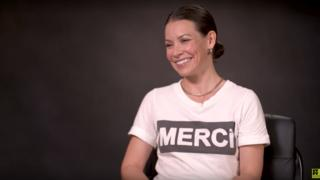 Evangeline Lilly In Conversation